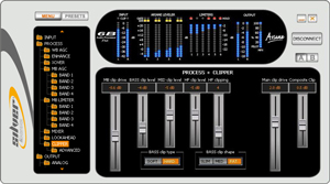 Audemat Audio processors Silver 6B FM input
